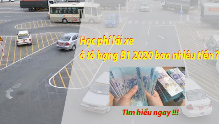 hoc-phi-thi-bang-lai-xe-b1-la-bao-nhieu
