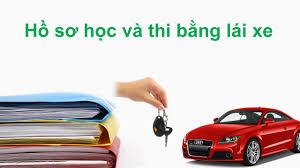 ho-so-hoc-va-thi-bang-lai-xe-bao-gom-nhung-gi