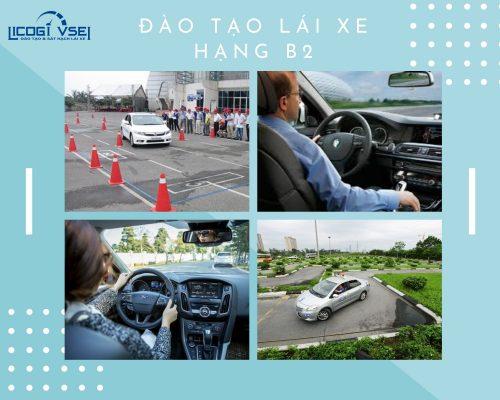 đào tạo lái xe hạng B2