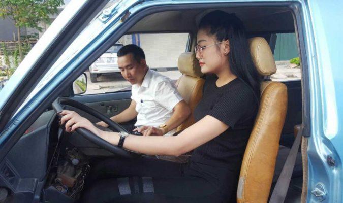 học lái xe bằng B1